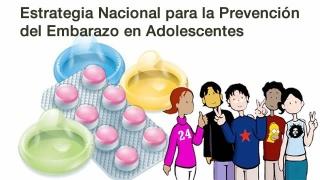 Estrategia Nacional para la Prevención del Embarazo en Adolescentes