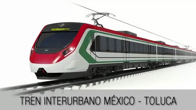 Tren Interurbano México - Toluca