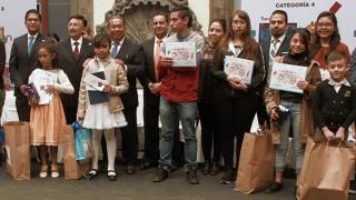 XXV Concurso Nacional de Dibujo y Pintura Infantil y Juvenil 2018 Etapa Local CDMX