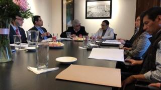 Continúan reuniones entre gobierno de la Ciudad de México y del Estado de México
