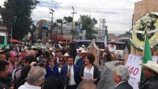 Gobierno de la Ciudad de México conmemora natalicio de Emiliano Zapata